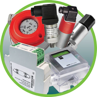 View All Pressure Transducers & Transmitters