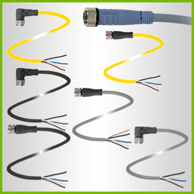 Connectors, Cordsets, Cables, Plugs