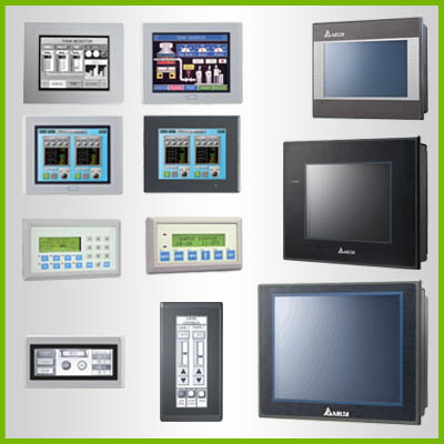 Operator Interfaces/HMI/Touchscreens