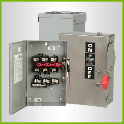 Safety Disconnect Switches